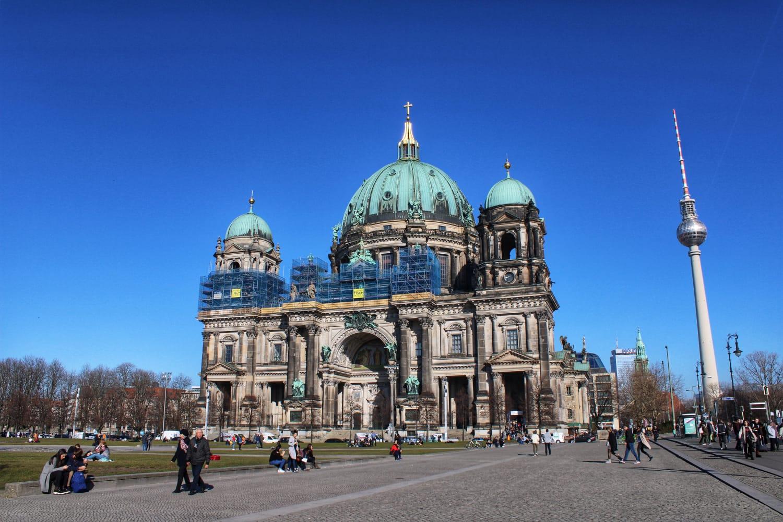 catedral berlim