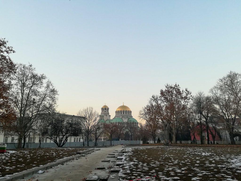catedral alexandre nevski