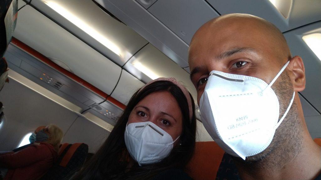 avião viajar
